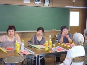 主婦の会講習会
