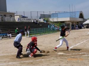 地連対抗ソフトボール大会