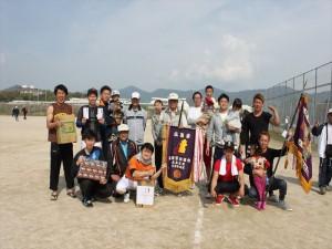 4月行事写真「地区対抗ソフトボール大会」17