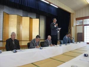 4月行事写真「三和会総会」05