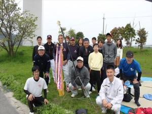 4月行事写真「地区対抗ソフトボール大会」08