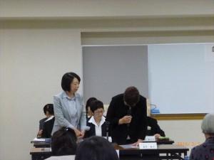 2月行事写真「主婦の会総会」08