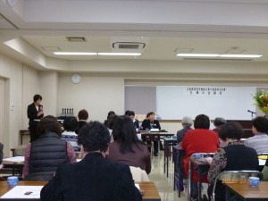 2月行事写真「主婦の会総会」06