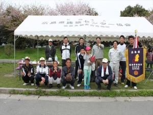 4月行事写真「地区対抗ソフトボール大会」14