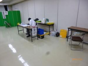 1月行事写真「特定健診」04