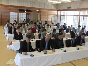 4月行事写真「三和会総会」03