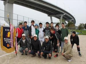 4月行事写真「地区対抗ソフトボール大会」06