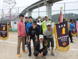 4月行事写真「地区対抗ソフトボール大会」07