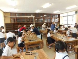 黄金山木工教室4