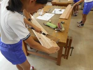 山田 木工教室2