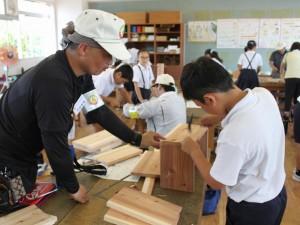 山田 木工教室11