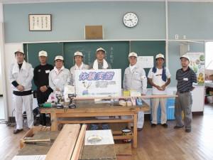 山田 木工教室5