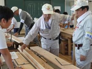 山田 木工教室8