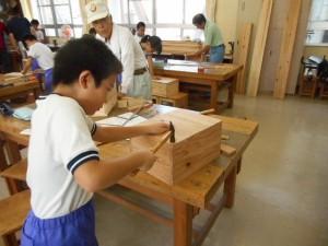 黄金山木工教室3