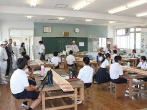 山田 木工教室6