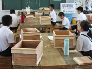 山田 木工教室14