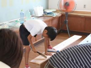 山田 木工教室9