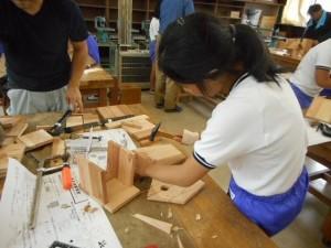 黄金山木工教室5