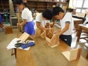 山田 木工教室3